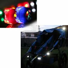 Strollers Baby Safe Care night Baby Stroller light Waterproof LED Flash