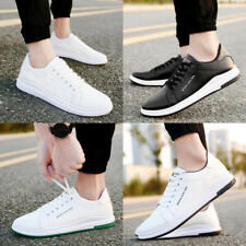 Fashion Man Shoes Pumps Trainers Lace Up Mesh Sports Running Casual Breathable