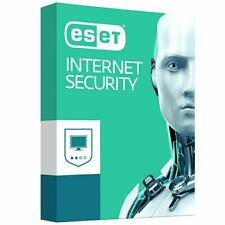 ESET INTERNET SECURITY 2019 Version 12 Global Key - 1/2/3 Year 3Device Email Del