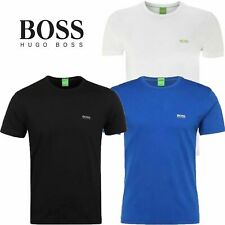 Hugo Boss Men's Crew Neck Short Sleeve T-Shirt White, Black, Grey, Blue on Sale