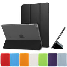 "Ultra Slim Smart Magnetic Leather Stand Case Cover For Apple iPad 9.7"" 2018/2017"