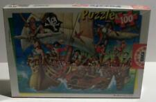 New Sealed 1999 Educa ALL ABOARD! 100 Pc Jigsaw Puzzle #10579