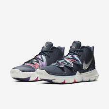 a7bac1627fe Nike Kyrie 5 Blue Multi Color Navy kyrie Irving Galaxy Basketball Mens 2019  NEW