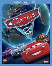 Cars 2 (Two-Disc Blu-ray / DVD Combo in Blu-ray Packaging) Disney