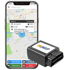 Linxup OBD GPS Tracker with Real Time 3G Tracking, Car Device and Locator