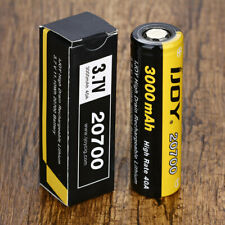 2x IJOY 20700/21700 /26650 High Drain Rechargeable 3000/3750 /4200mah battery