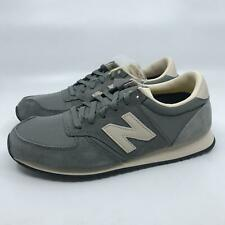 99639e39d375e New Balance U420 Unisex Trainers Sneaker Running Shoes Sport Grey White  Leather