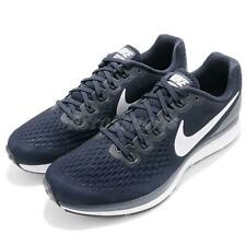 hot sales 51eff 71387 Nike Air Zoom Pegasus 34 Obsidian Navy Blue Men Running Shoes Sneaker  880555-407