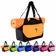 Multifunctional Waterproof Yoga Bag Sports Fitness Travel Outdoor Oxford Handbag