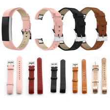 For Fitbit Alta / Alta HR Leather Watch Strap Wrist Band Replacement Wristbands