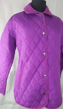 Womens Champion Country Estate Diamond Quilted Jacket with Floral Print Lining