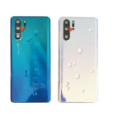 Replacement Original Rear Glass Back Battery Cover + Lens Cap For Huawei P30 Pro