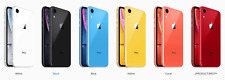 Apple iPhone XR 64GB/128GB/256GB - Any Color - Factory Unlocked - SIM Free