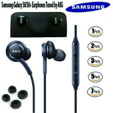 OEM Samsung S10 S10e S9 S8+ Note 8 AKG Earphones Headphones Headset Ear Buds Lot