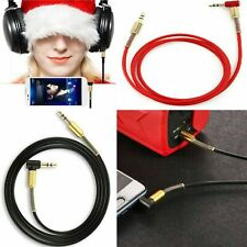 3.5mm Jack Male to Male Plug Aux Cable Audio Lead For Headphone  iPod Car MP3 PC