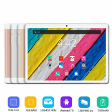 10 inch tablet Octa Core 4GB RAM 64GB ROM Android 8.0 Dual SIM 3G 4G LTE