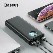 20000mAh Power Bank For iPhone/Android Phones Type C PD Fast Charging + Quick Ch