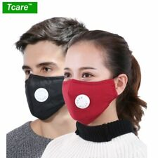 Anti Pollution Mask Dust Respirator Washable Reusable Polution Asthma Travel New