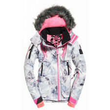 Veste De Ski Superdry Ultimate Snow Action Frosted
