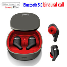 Mini Wireless TWS Headphones Earphones Twins Stereo In-Ear Earbuds Bluetooth 5.0