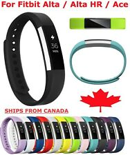 For Fitbit Alta HR Ace Band Replacement Silicone Strap Wristband Small Large