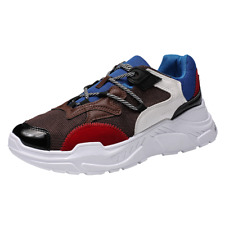Mens HOT Running Athletic Sneakers Breathable Walking Shoes Sports Casual