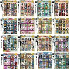 x00 in 1 Game Games Cartridge Multicart for DSi NDSi 2DS 3DS XL LL 11.6 System
