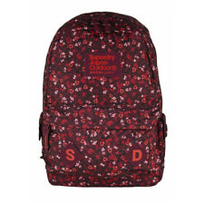 Sac A Dos Superdry Scatter Ditsy Montana Berry