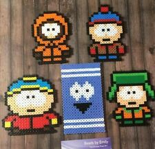 South Park Magnets - Stan, Kyle, Kenny, Cartman, Towelie - Funny Stoner Gift 420