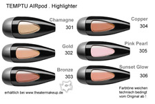 Temptu Airpod Highlighter Kapsel 6 Tönen Glanzpartikeln Airbrush MakeUp T-PH-P0