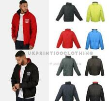 Personalised Workwear Jacket Regatta Fleece Lined Embroidered Logos/Text