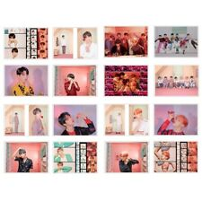 KPOP BTS MAP OF THE SOUL PERSONA Wall Poster Vintage Kraft Paper Wallpaper