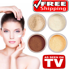 PHOERA Translucent Loose Powder Oil Setting Face Makeup Foundation Smooth Full