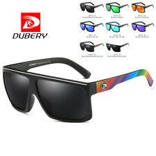 DUBERY Mens Vintage Polarized Sunglasses Driving Shades Eyewear Outdoor Fishing