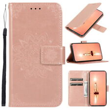 Cards Slot Wallet Leather Embossing Case Cover For iPhone 11 Pro Max XS XR X 8 7