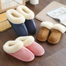 Women Home Slippers Winter Warm Indoor/floor Shoes Bathroom Plush House Slippers