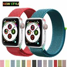 Strap For Apple Watch band sport loop apple watch 4 3 band 42mm 44mm iwatch 38mm