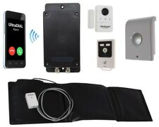 Solar Powered 3G GSM Wireless Water & Flood Double Alarm (Ultralarm)