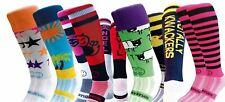 WackySox 6 Pairs for 4 Saver Pack Rugby Socks, Hockey Socks - Eclectic Mix