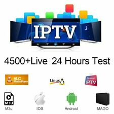 Europe IPTV subscription Vigotv France UK German Arabic Belgium Poland USA