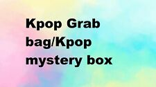 KPOP Grab Bag (BTS,TWICE,GOT7,EXO,X1 and more) US Seller