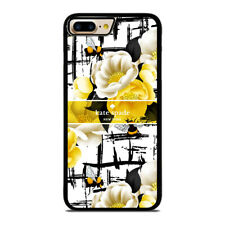 Kate Spade Bee Sweet Flower for iPhone 7 8 + X XR XS MAX Plastic Case Cover