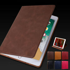 Leather Smart Magnetic Stand Case Cover For iPad 9.7 2018 6th 5th 10.5 Pro Mini