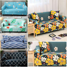 Elastic Stretch Sofa Covers for Living Room Sofa Couch Slipcovers 1/2/3/4 Seater