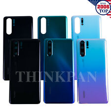 Back Battery Glass Cover Housing Case Replacement + Tools for Huawei P30 Pro US