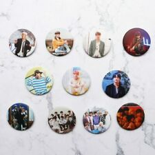 KPOP Bangtan Boys Pins Album Brooch Badge Accessories For Clothes Hat Backpack