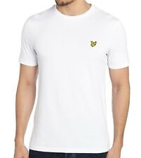 Men's Lyle & Scott T Shirt, Short Sleeve Crew Neck Tee
