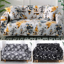 1 2 3 4 Seater Stretch Elastic Sofa Covers LoveSeat Slipcover Couch Protector