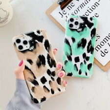 Fashion Leopard Print IMD Soft Case Cover For iPhone 11 Pro Max XS XR X 8 7 6S 6