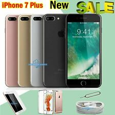 Unlocked Apple iPhone 7 Plus NEW 32GB 128GB 256GB All Colours Mobile Smartphone